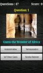 African Wonders screenshot 3/4