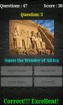 African Wonders screenshot 4/4