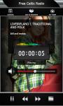 Free Celtic Radio screenshot 3/6