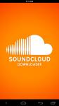 Download SoundCloud Offline screenshot 1/3
