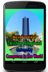 Most Beautiful Christian College and University Ca screenshot 1/3