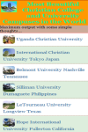 Most Beautiful Christian College and University Ca screenshot 2/3