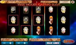 Free House Casino Slot screenshot 4/4