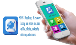 Super SMS Backup Restore screenshot 1/5