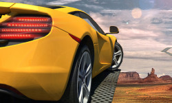 Extreme Speed Racing Stunt 3D screenshot 4/4
