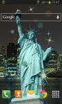 Statue of Liberty LWP Free screenshot 2/2
