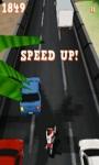 recing Moto Racer 3D  free screenshot 2/2