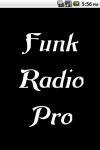 Funk Radio  Pro screenshot 1/3