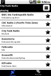 Funk Radio  Pro screenshot 2/3