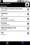 Funk Radio  Pro screenshot 3/3