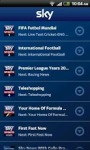 Sky Sports TV screenshot 1/3