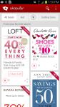 Mobile Coupons by Shopular screenshot 1/5