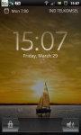 Sailing Sunset Sailboat Live Wallpaper screenshot 3/6