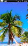 Caribbean Beach Shore LWP screenshot 1/6
