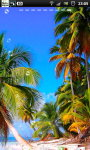 Caribbean Beach Shore LWP screenshot 5/6