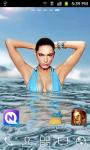 Sexy and Hot Girl Live Wallpaper screenshot 3/5