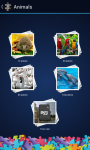 Jigzle - Animals Jigsaw Puzzles screenshot 1/4