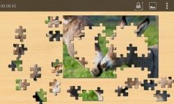 Jigzle - Animals Jigsaw Puzzles screenshot 3/4