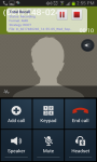 Android Call Recorder Total Recall 2 screenshot 2/3