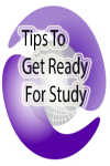 Tips to get ready for Study screenshot 1/3