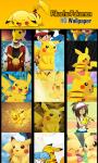 Pikachu Pokemon Wallpaper HD screenshot 1/3