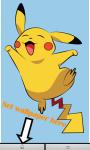 Pikachu Pokemon Wallpaper HD screenshot 3/3