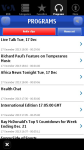 Voice of America for Symbian devices screenshot 4/6