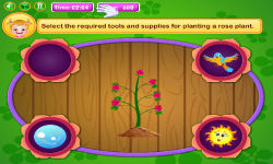 Baby Hazel Gardening Time screenshot 4/6