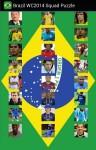 Brazil WC2014 Squad Puzzle screenshot 2/6