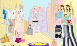 Girl Dressup screenshot 3/4