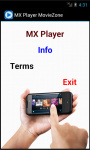 MX Player MovieZone screenshot 2/4