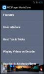MX Player MovieZone screenshot 3/4