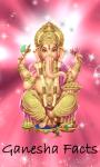Ganesha Facts 240x320 Touch screenshot 1/1