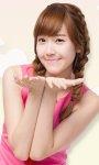 Girls Generation Jessica Cute Wallpaper screenshot 1/6