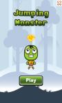 Jumping Monster screenshot 1/6
