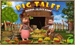 Free Hidden Object Game - Pig Tales screenshot 1/4