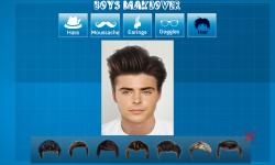 Boys MakeOver screenshot 2/5