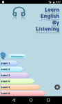 Learn English By Listening screenshot 1/5