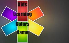 Kids Learning Colours Name screenshot 2/3