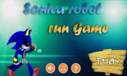 Sonica Robot Run Game screenshot 1/6