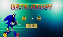 Sonica Robot Run Game screenshot 4/6