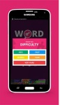 Word Search English screenshot 3/3