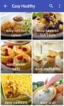 Easy Healthy Delicious Recipes screenshot 4/6