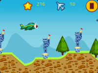 Plane Journey - Fly In the Sky screenshot 1/3