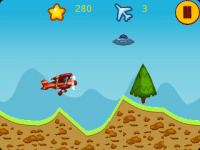 Plane Journey - Fly In the Sky screenshot 2/3