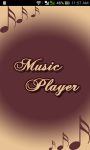 Music Player For MP3 Song screenshot 1/6