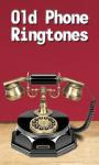 Old Phone Ringtones Best screenshot 1/5