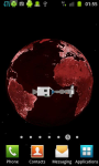 Earth At Night 3D Live Wallpaper screenshot 3/6