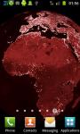 Earth At Night 3D Live Wallpaper screenshot 5/6