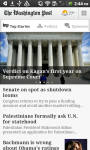 The Washington Post screenshot 1/6